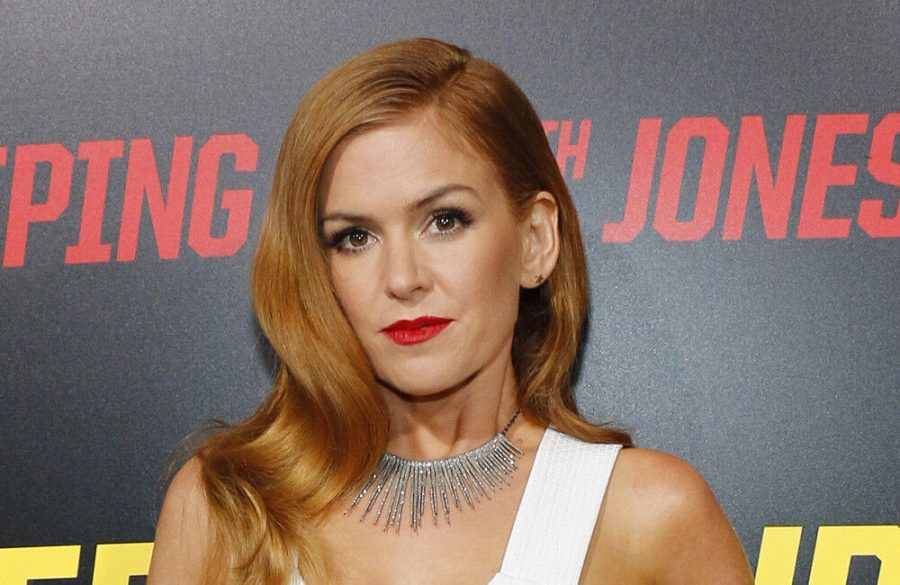 Isla Fisher laughs off comparisons with Amy Adams