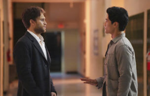 'Walker' Star Keegan Allen on Liam Lying to Bret — and Confessing to Cordell