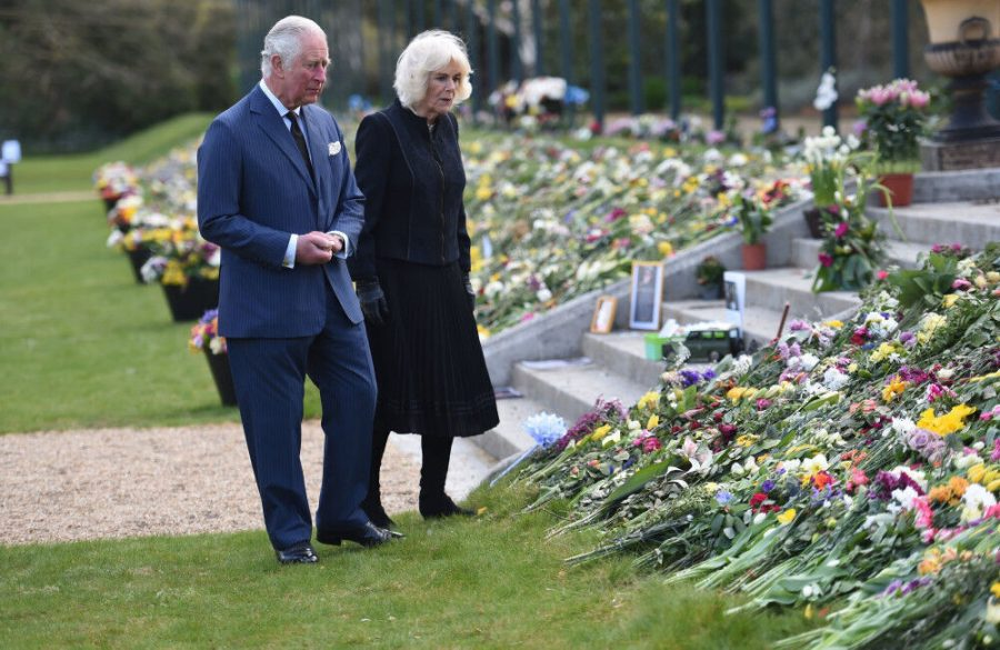 Prince+Charles+cries+as+he+visits+Prince+Philip+memorial