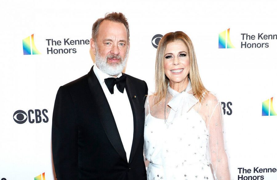 Rita+Wilson+and+Tom+Hanks+have+not+received+COVID-19+vaccine