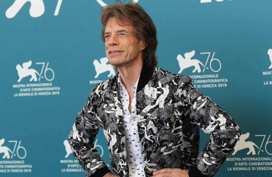 Sir Mick Jagger slams anti-vaxxers