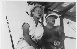 Roush Review: Telling Hemingway's Larger-Than-Life Story