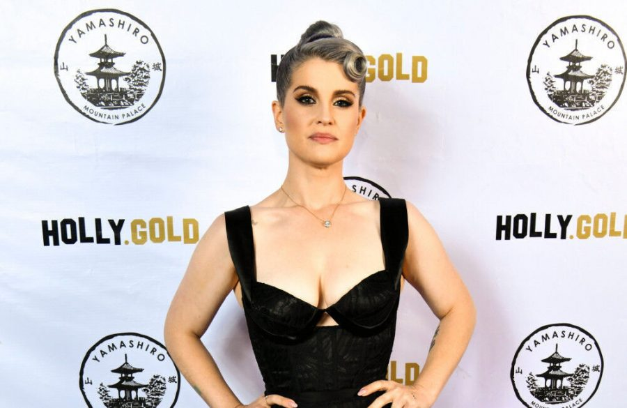 Kelly Osbourne says she's a 'crazy person'