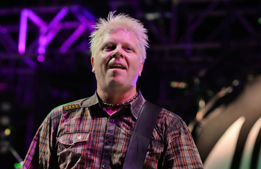 The Offspring working on new album for a decade