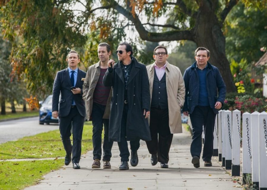 #85. The World's End (2013)