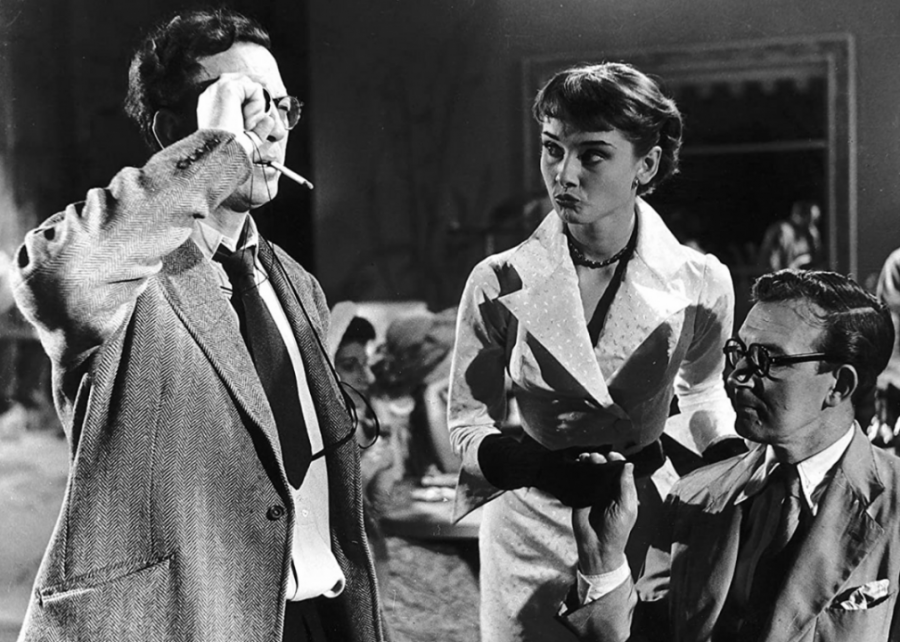1951: First movie roles