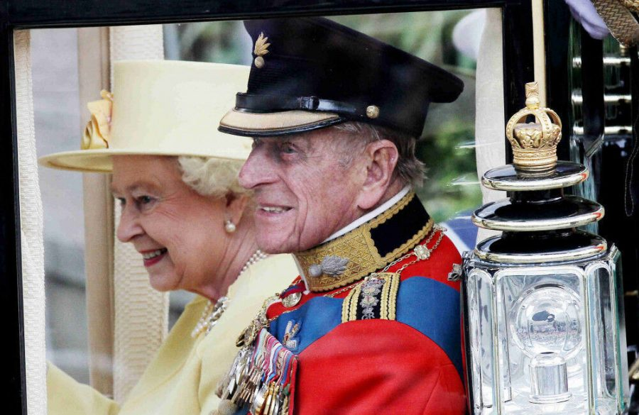 Pope Francis hails Prince Philip's 'distinguished record' of public service