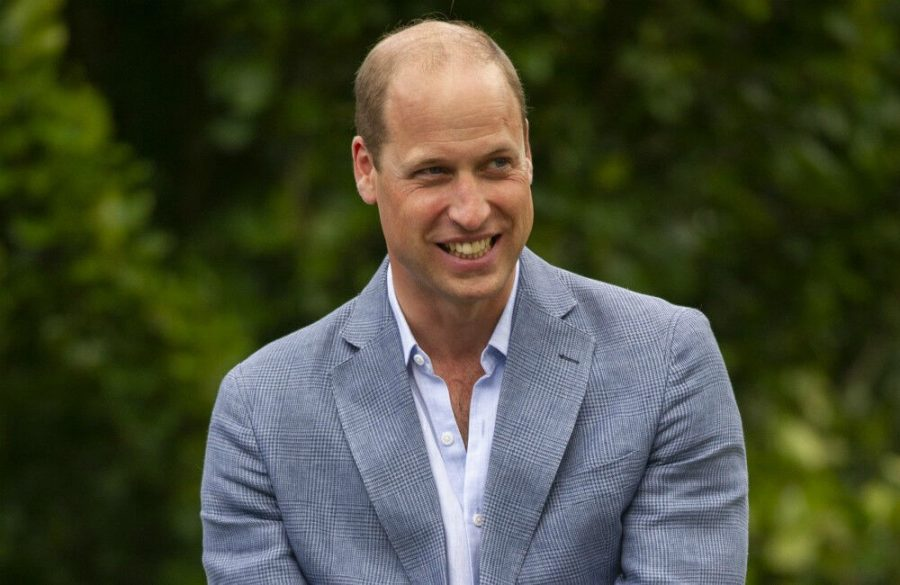 Prince William pays tribute to Prince Phillip