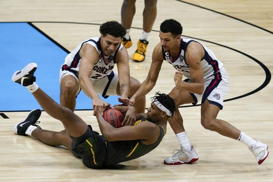 NCAA+Final+Four+Baylor+Gonzaga+Basketball
