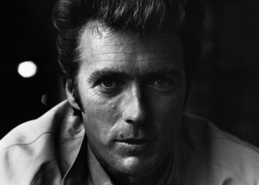 Most well-known for his film roles of cowboys and cops, audiences first met the tall, taciturn,handsome Clint Eastwood on the small screen, when he played cowboy Rowdy Yates on the hit television Western series