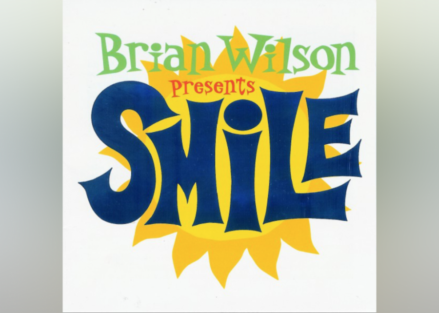 #3. SMiLE by Brian Wilson