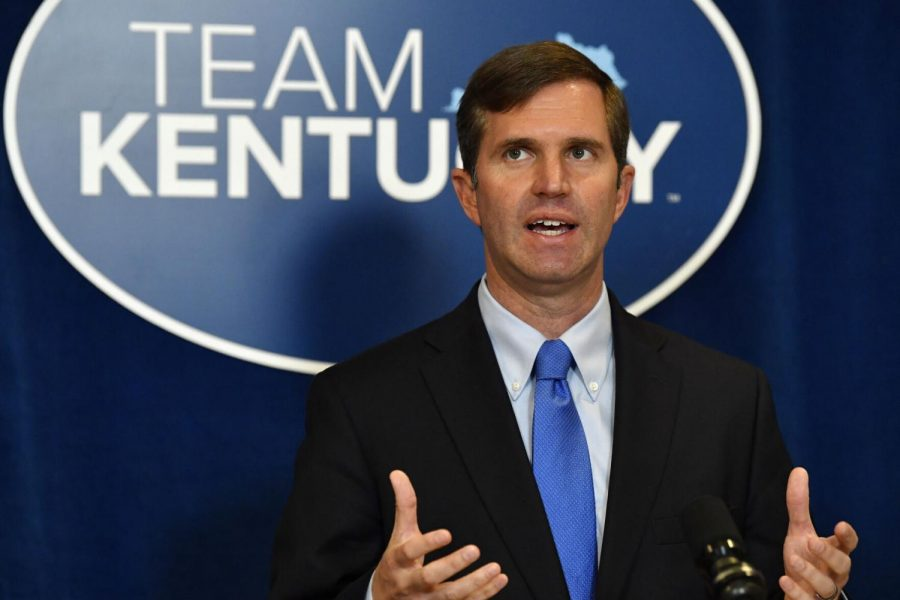 Kentucky+Governor+Andy+Beshear
