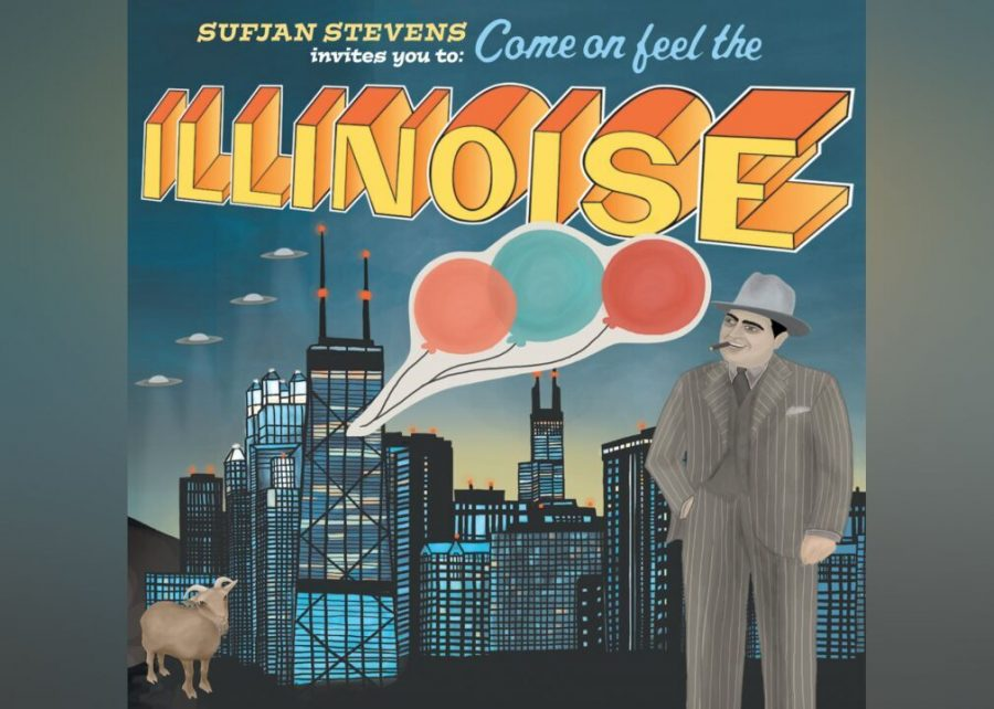 #50. Illinois by Sufjan Stevens