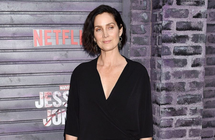 Carrie-Anne Moss' role change