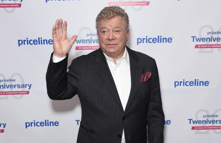 William Shatner: People need to see the humour in life