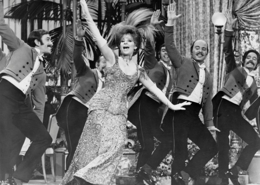 1964%3A+%E2%80%98Hello%2C+Dolly%21%E2%80%99+soundtrack+by+the+original+Broadway+cast