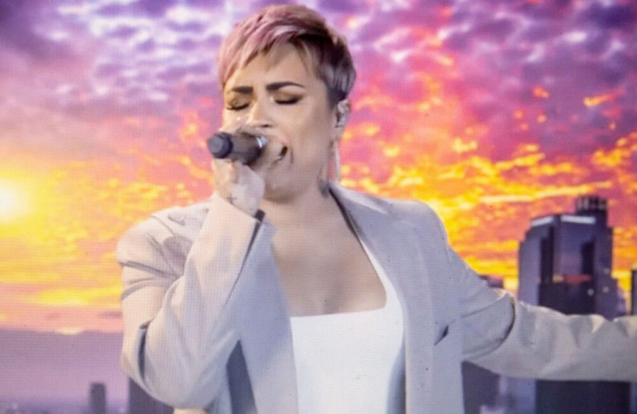 Demi Lovato put herself first with haircut