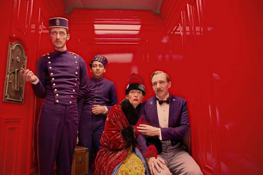 #81. The Grand Budapest Hotel (2014)