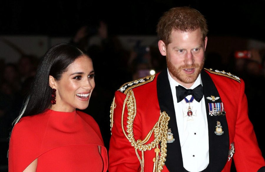 Prince+Harry+and+Duchess+Meghan%27s+first+Netflix+show+announced