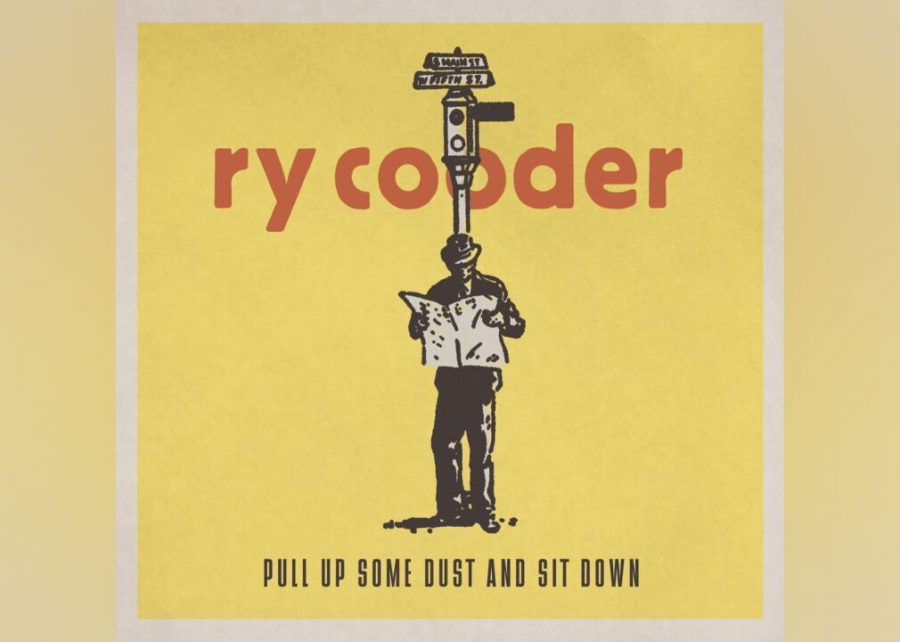 #24. Pull Up Some Dust and Sit Down by Ry Cooder