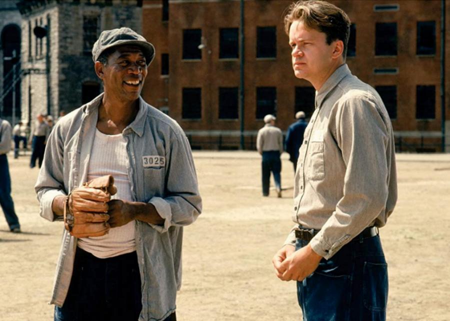 #10. The Shawshank Redemption (1994)