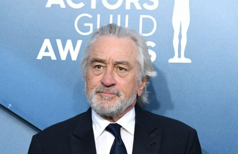 Robert De Niro forced to work