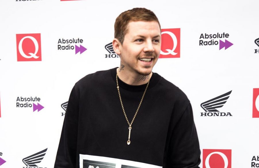 Professor Green on 'personal mission' to sort himself out