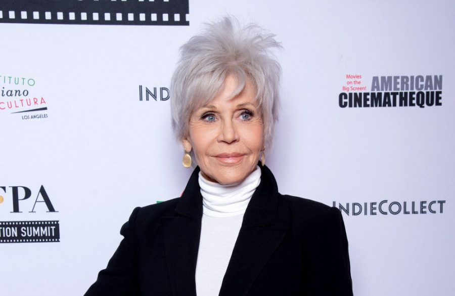 Jane Fonda is 'grateful' no-one will see her naked again