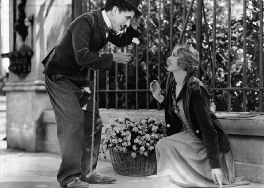 #2. City Lights (1931)