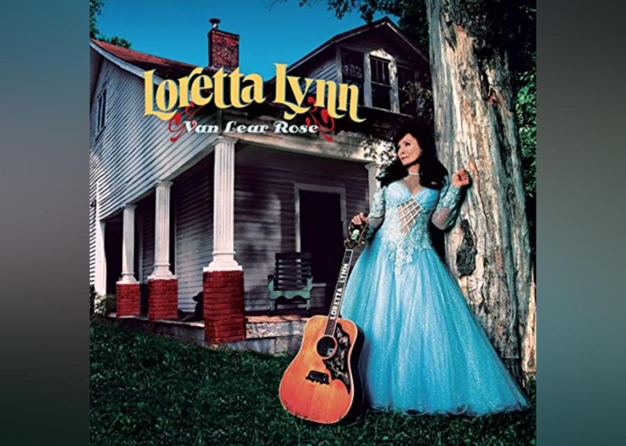 #4. Van Lear Rose by Loretta Lynn