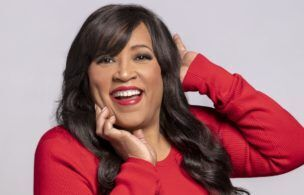 STRONG BLACK LEGENDS PODCAST (2019) - Pictured: Jackee Harry Photo by Michael Rowe/Netflix © 2019 Netflix / All Rights Reserved