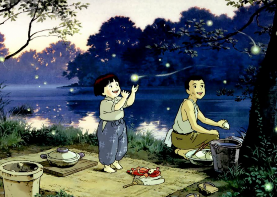 1988: Grave of the Fireflies