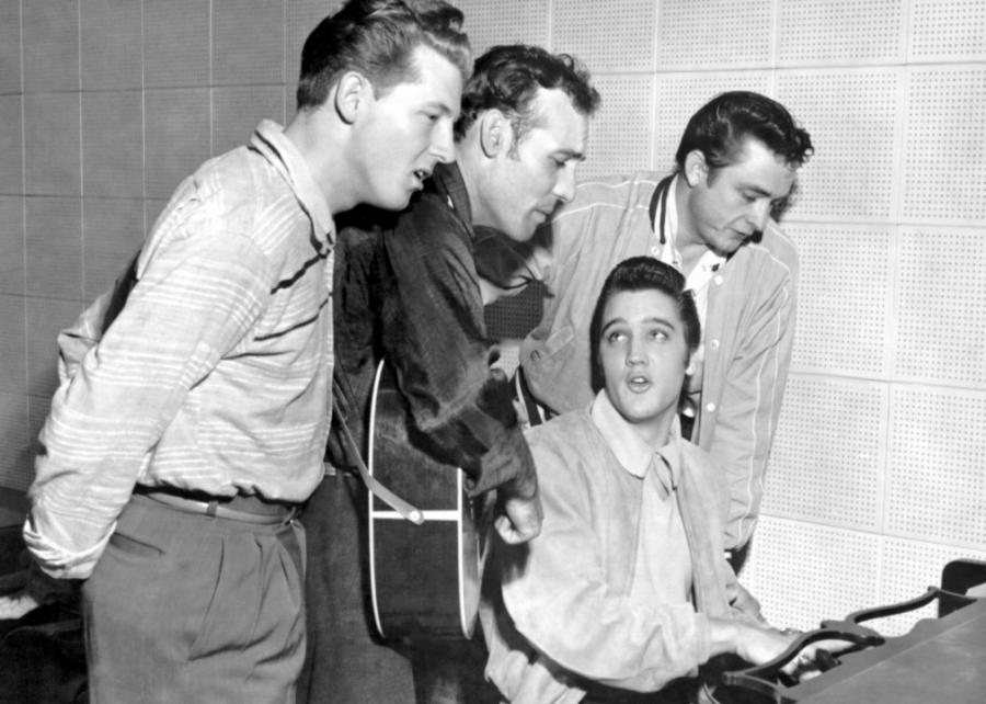 1955%3A+Johnny+Cash+and+Elvis+Presley+tour+together