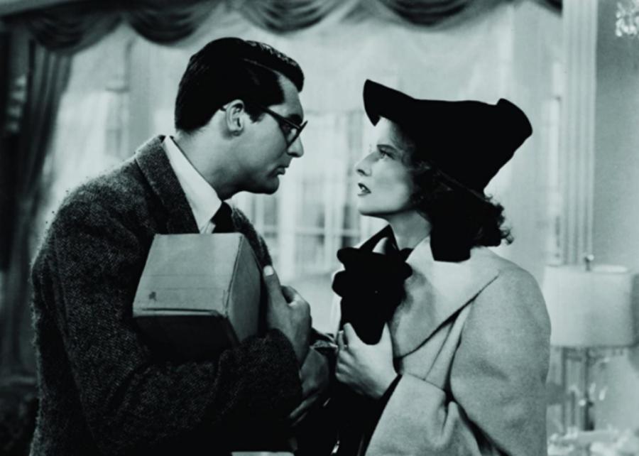 #52. Bringing Up Baby (1938)