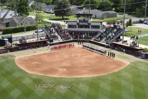WKU falls to no. 1 seed North Texas 4-1, enters sudden-death side of bracket