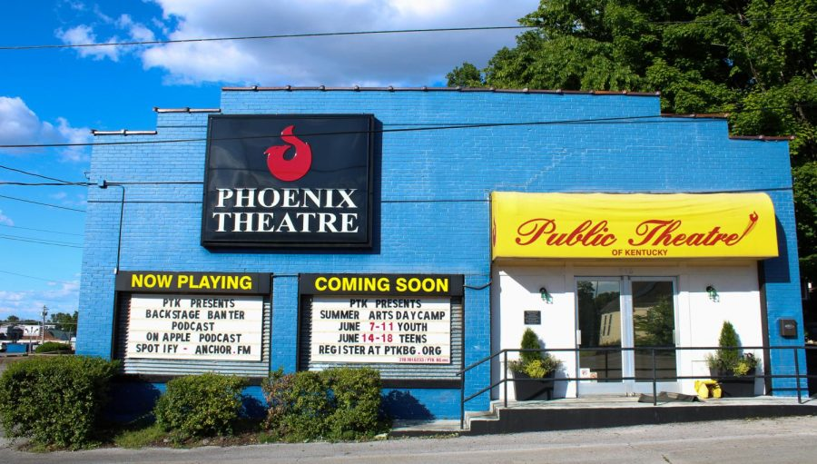 For more than three decades, the Phoenix Theatre has been home to local production company the Public Theatre of Kentucky. The 1993-1994 production season was the first of the Public Theatre of Kentucky to be held in the Phoenix Theatre.