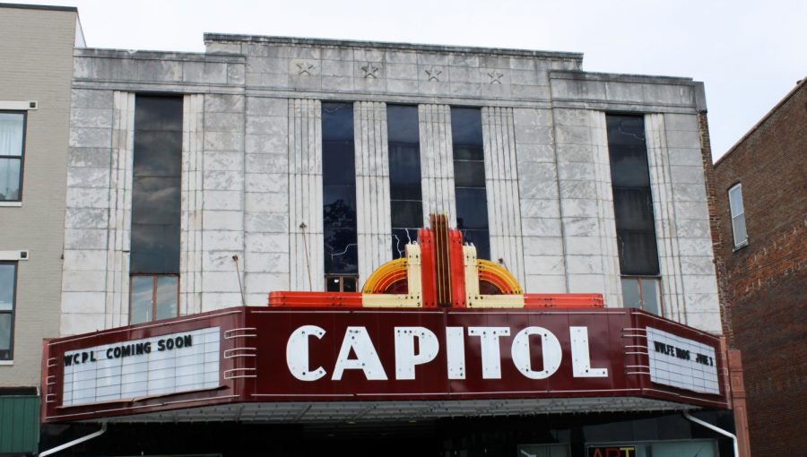 The Capitol has been a landmark of culture in Bowling Green for over 100 years, and will continue to be with help from the Warren County Public Library.