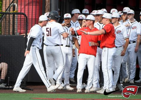 EKU Colonels vs WKU Hilltoppers on May 18, 2021 at Nick Denes Field in Bowling Green, KY