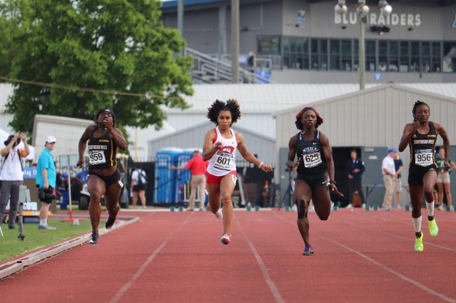 WKU+Track+%26+Field+at+C-USA+Outdoor+Championships