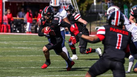 Two-time FCS All-American WR Wilson transfers home