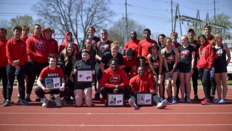 Both Hilltopper track and field teams earn USTFCCCA All-Academic honors