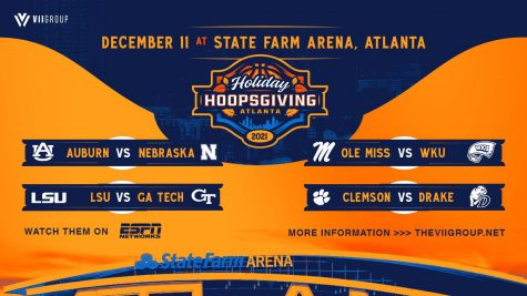 Hilltoppers to play in 2021 Holiday Hoopsgiving at State Farm Arena