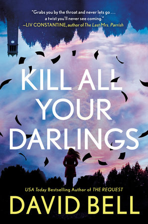 """""""Kill All Your Darlings"""" is the latest suspense novel by WKU English professor and USA Today bestselling author, David Bell. Photo courtesy of David Bell."""