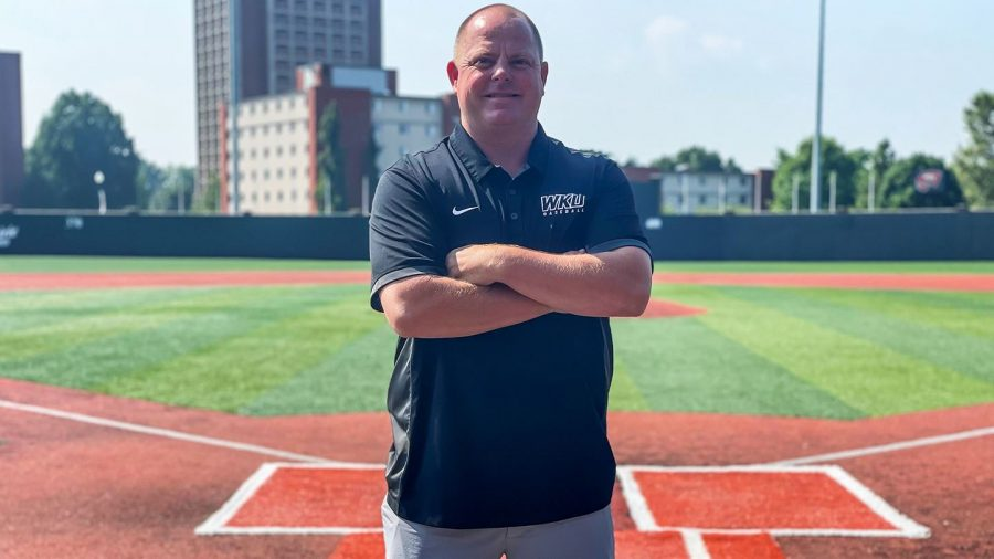 WKU+Baseball+welcomes+assistant+coach+Tim+Donnelly