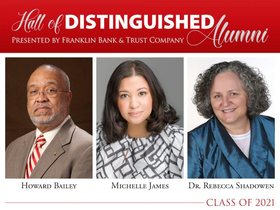 2021 Hall of Distinguished Alumni