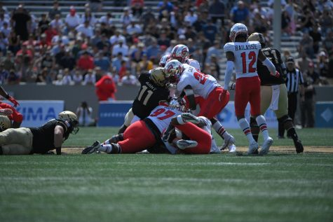 WKU fell just short of defeating Army on September 11, 2021 at Michie Stadium in West Point, New York.