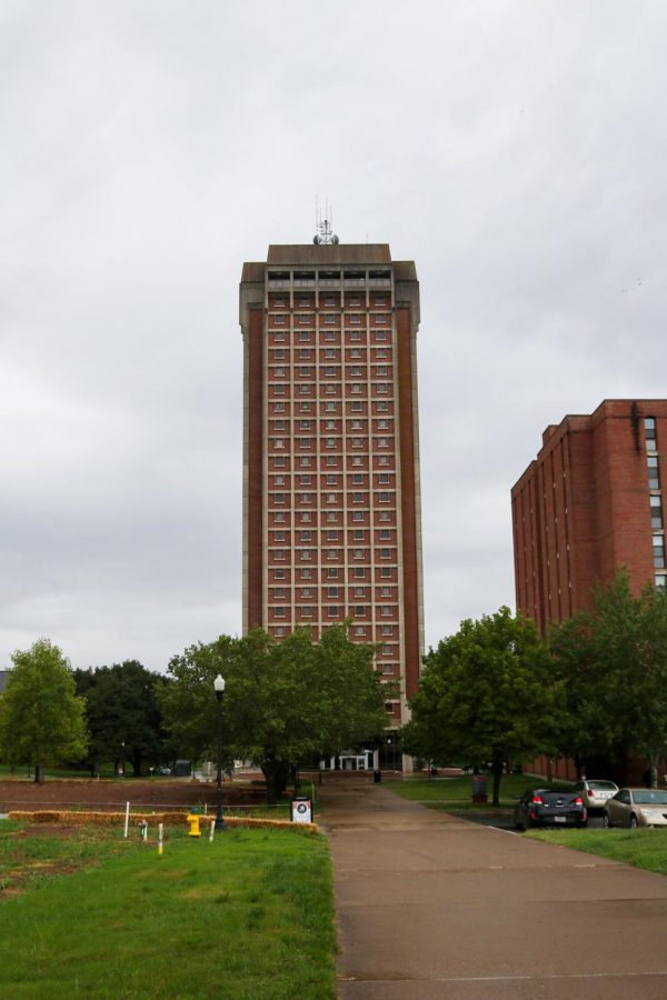 Residents of Pearce Ford Tower have experienced maintenance issues this semester.
