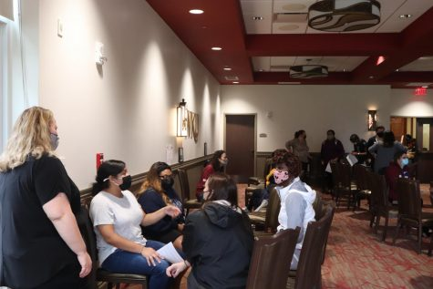 Departments team up for Networking with Non-profits event