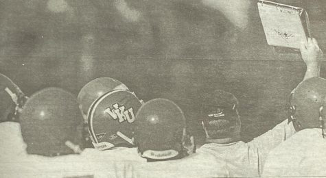 Members of the 2001 WKU Football roster shared what they experienced as a team on 9/11.