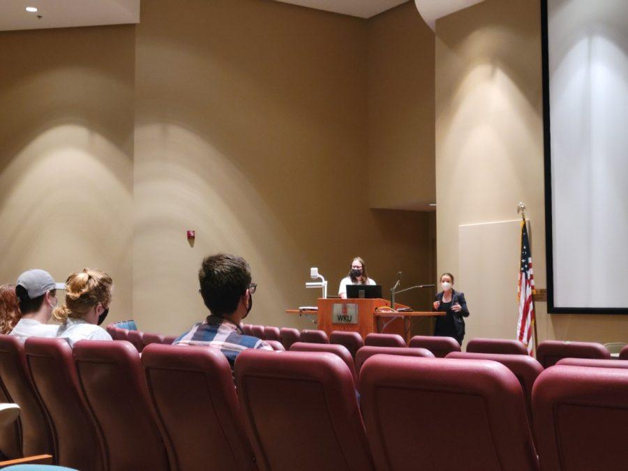 Award-winning director speaks at film screening on campus